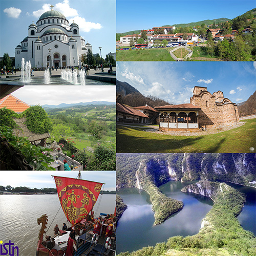 ISTN - Internet Serbia Travel News