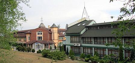 Hoteli Lupus i Aqua Panon